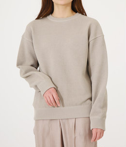 【レディース】【ONLY ARK】別注 moss stich L/S sweat