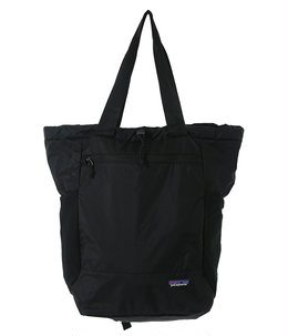 Ultralight Black Hole Tote Pack -BLK-