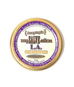 保湿クリーム/SHEA BUTTER mini 2oz-MY SALVE ATION -L.A.スクウィーズ-