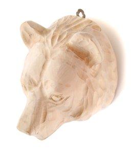ANIMAL HEAD -Bear