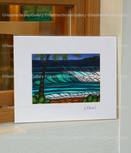Art Print 11×14 「Hawaiian Winter」