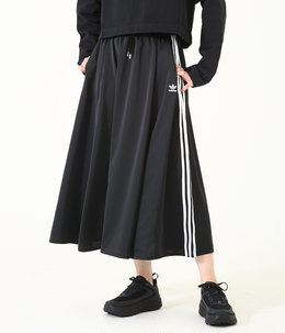 【レディース】ORIW LONG SATIN SKIRT