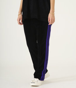 【レディース】Narrow Track Pant - C/Pe Velour