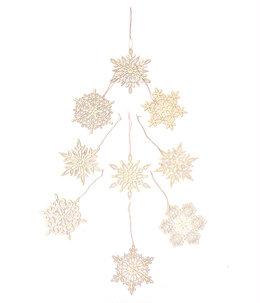 Santa Lucia Ornaments Large S/27