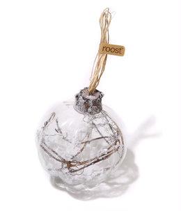 Winter Wonders Sphere Ornament Medium