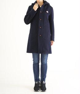 【レディース】<WOOL MOSSER (ウールモッサ)>-LONG COAT-