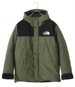 【予約】 Mountain Down Jacket