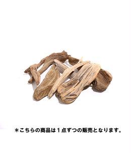 流木-特殊物(M-Lサイズ / 各1点計2点 / ランダム) およそ15?45cm