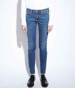 【レディース】Bla Konst / Climb Mid Blue-Length 30-(Jeans Denim)