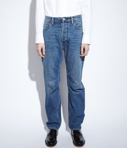 【レディース】Bla Konst / Log Mid Blue-Length 30-(Jeans Denim)