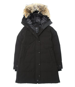 【予約】【レディース】<SHELBURNE PARKA(シェルバーン パーカー)>-BLACK LABEL/BLACK DISC-