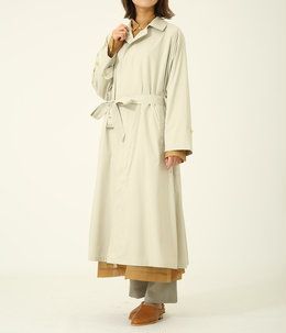 【レディース】SUPER LIGHT POLYESTER SOUTIEN COLLAR COAT