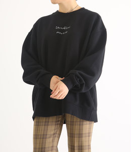 【レディース】Sweat -Fyona Logo-