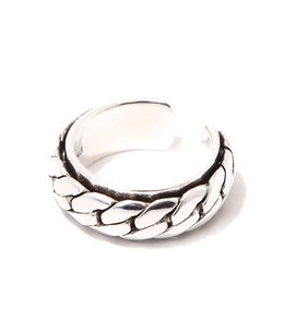 【レディース】Salome ring(silver color)