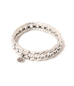 【レディース】Forcat chain bracelet pm(pewter silver color)