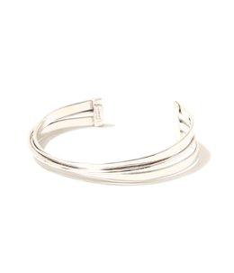 【レディース】right bracelet S (silver color)