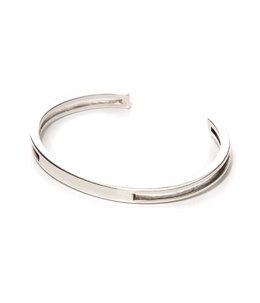 【レディース】Harlan bracelet(pewter silver color)