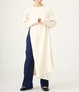 【レディース】Shaw Long Sleeve Kaftan - Fleece RIB