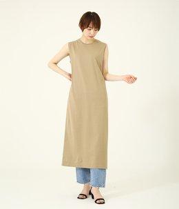 【レディース】SUVIN 60/2 TANK TOP DRESS