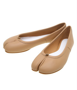 【レディース】TABI BALLET SHOES-NUDE-