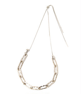 【レディース】Ethical chain necklace