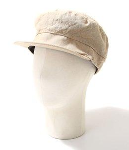 【レディース】linen Marin Cap-BEIGE-