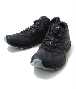 SENSE RIDE 2 GORE-TEX INVISIBLE FIT   EBONY/BLACK/QUARRY