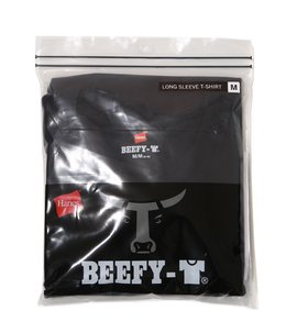 BEEFY LONG SLEEVE T
