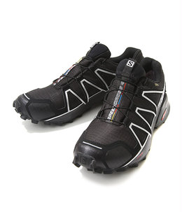 SPEEDCROSS 4 GTX Black/Black/SI