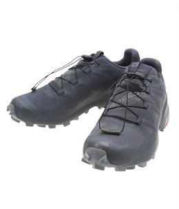 SPEEDCROSS 5 GORE-TEX NOCTURNE - EBONY/QUIET SHADE/BLACK