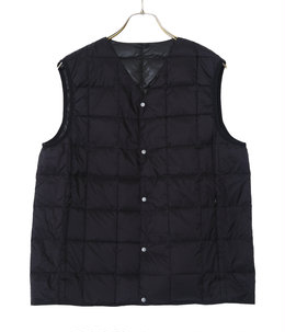 V NECK BUTTON DOWN VEST MENS