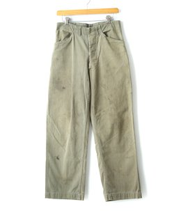 【USED】40's USMC HBT Pants