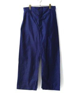 【DEAD STOCK】MOLESKIN WORK PANTS -Size:3-