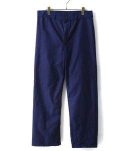 【DEAD STOCK】MOLESKIN WORK PANTS -Size:4-