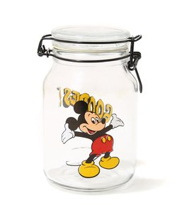 70's VINTAGE Jar DISNEY DEADSTOCK