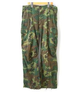 【USED】WOODLAND CAMO military Pants