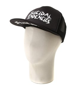 【DEAD STOCK】SUICIDAL TENDENCIES CAP