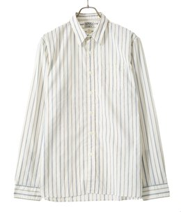 RAILMAN WS-DRESS SHIRT STRIPE COTTON