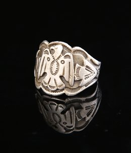 MAISEL PEAD STOCK T-BIRD RING