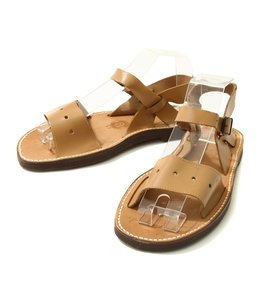【DEAD STOCK】FRENCH ARMY LEATHER SANDAL