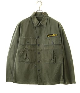 【USED】US GI HBT JACKET