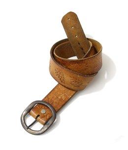 【USED】 Vintage Leather Belt