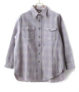 【USED】 60's WoolRich ウールネルシャツ