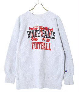 【USED】90's Champion RIVER FALLS SW