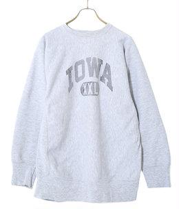【USED】80's Champion IOWA SW