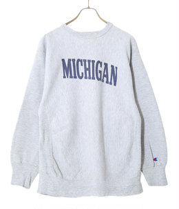 【USED】80's Champion MICHIGAN