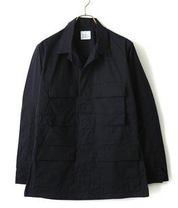【DEAD STOCK】BDU BLACK 357 SHIRT JACKET(S-REGULAR)