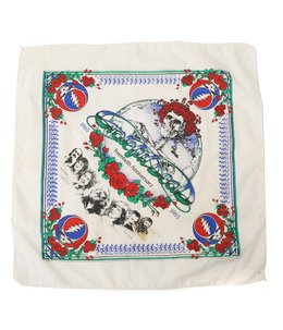 【USED】Grateful Dead BANDANA
