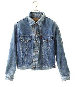 【USED】70's Levi's denim jacket LINING
