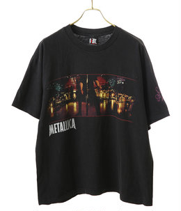 【BAND-T】METALLICA T-SHIRT